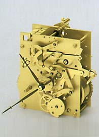 mechanical movement Kieninger-Consonni PS Bam on coil gong - Bim Bam sound