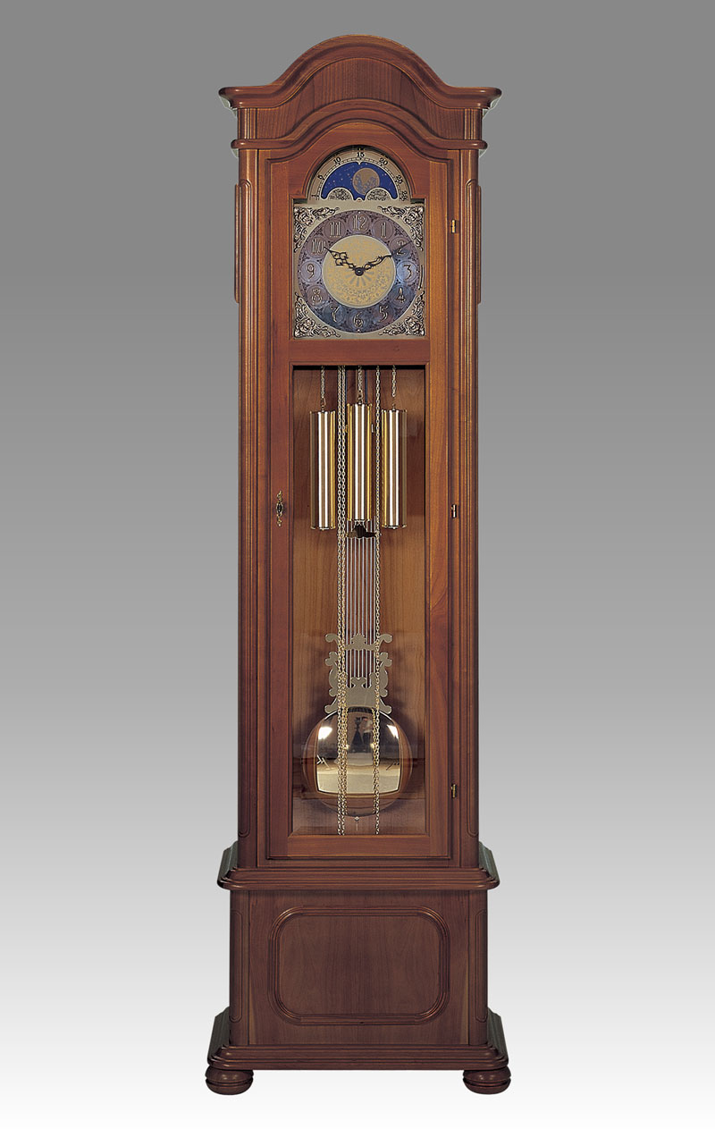 Grandfather clock Art.526/1 walnut