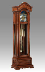 floor clock Art.523/1 walnut
