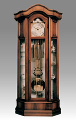 floor clock Art.527/2 walnut